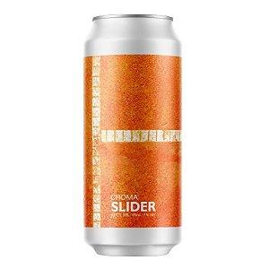 Cerveja Croma Slider Juicy IPA Lata - 473ml