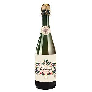 Cerveja HopMundi Botanique Blanc Wild Sour Barrel Aged C/ Uva Chardonnay - 375ml