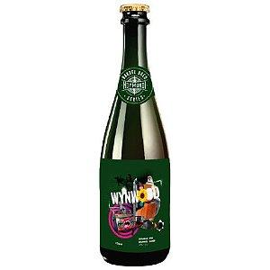 Cerveja HopMundi Wynwood 2020 Double IPA Barrel Aged - 375ml