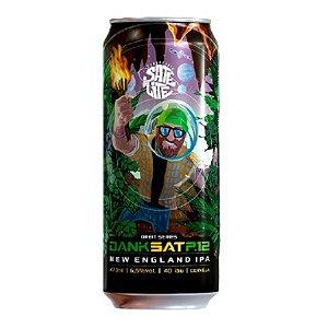 Cerveja Satélite DankSat P.12 New England IPA Lata - 473ml