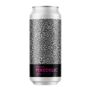 Cerveja Croma Pixedelic Double Juicy IPA Lata - 473ml