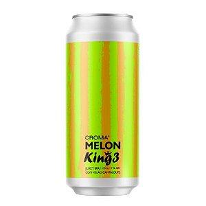 Cerveja Croma Melon King 3 Juicy IPA Lata - 473ml