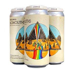 Cerveja Koala San Brew Monoliths Creamscicle Sour C/ Mel de Cacau, Baunilha e Lactose Lata - 473ml