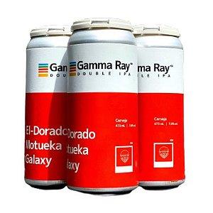 Cerveja Koala San Brew Gamma Ray New England Double IPA Lata - 473ml