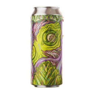 Cerveja Fermi Cosmic Rainbows Double Hazy IPA Lata - 473ml