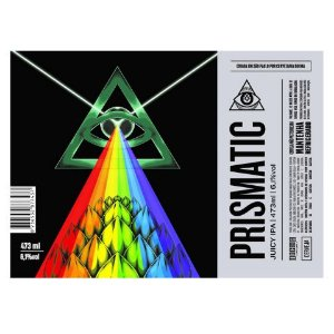 Cerveja Dogma Prismatic Juicy IPA Lata - 473ml