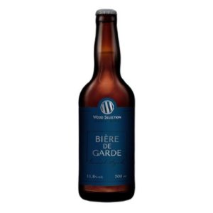 Cerveja Dama Bier Wood Selection Bière de Garde Barrel Aged - 500ml
