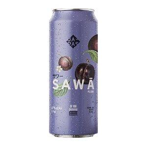 Cerveja Japas Sawā Plum Sour Ale C/ Ameixa Lata - 473ml
