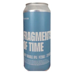 Cerveja Dogma Fragments Of Time Juicy Double IPA Lata - 473ml