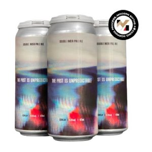 Cerveja Koala San Brew The Past Is Unpredictable New England Double IPA Lata - 473ml