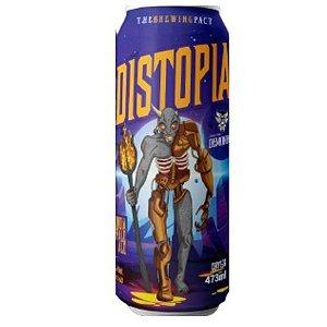 Cerveja Demonho Distopia West Coast IPA Lata - 473ml