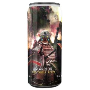 Cerveja Spartacus Warrior TDH Double NEIPA Lata - 473ml