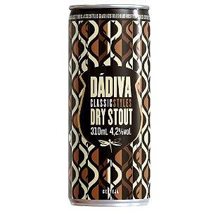Cerveja Dádiva Classic Styles Dry Stout - 310ml