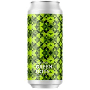 Cerveja Croma Green Dots Double Juicy IPA Lata - 473ml