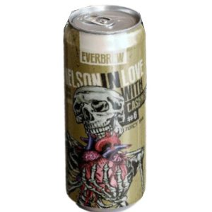 Cerveja EverBrew Nelson In Love Cashmere Juicy IPA Lata - 473ml