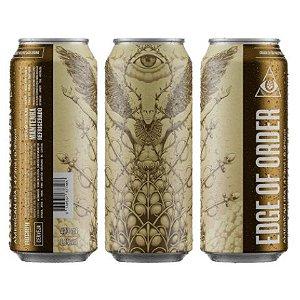 Cerveja Dogma Edge Of Order American IPA Lata - 473ml