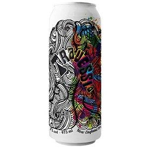 Cerveja La Caminera Travessia New England IPA Lata - 473ml