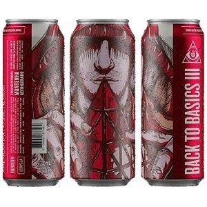 Cerveja Dogma Back To Basics III West Coast IPA Lata - 473ml