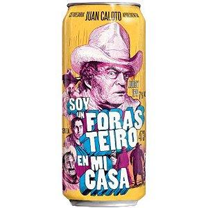 Cerveja Juan Caloto Soy Un Forasteiro En Mi Casa Juicy IPA Lata - 473ml