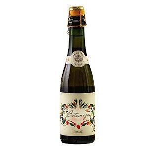 Cerveja HopMundi Botanique Framboise Wild Sour Barrel Aged C/ Framboesas - 375ml