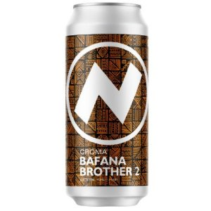 Cerveja Croma Bafana Brother 2 Juicy IPA Lata - 473ml