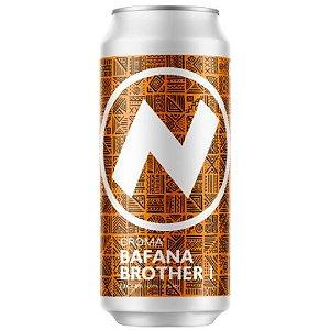 Cerveja Croma Bafana Brother 1 Juicy IPA Lata - 473ml