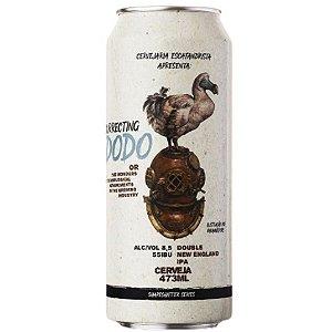 Cerveja Escafandrista Resurrecting Dodo Double New England IPA Lata - 473ml