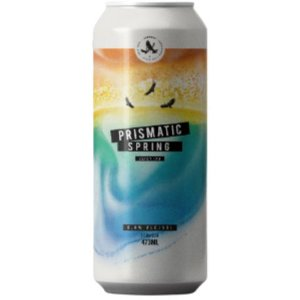 Cerveja Abutres Prismatic Spring Juicy IPA Lata - 473ml