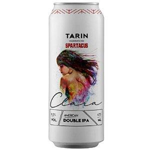 Cerveja Tarin + Spartacus Clara Double New England IPA Lata - 473ml