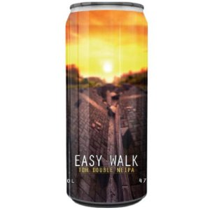 Cerveja Spartacus Easy Walk TDH Double NEIPA Lata - 473ml