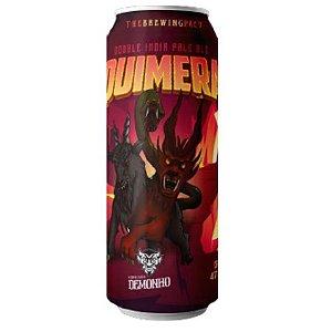 Cerveja Demonho Quimera Double IPA Lata - 473ml