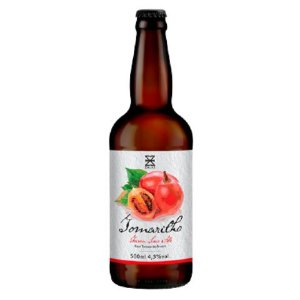 Cerveja Zalaz Tomarilho Safra 2021 Sour Ale - 500ml