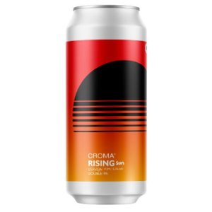 Cerveja Croma Rising Sun Double IPA Lata - 473ml