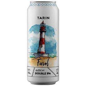 Cerveja Tarin Farol Double IPA Lata - 473ml