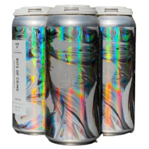 Cerveja Koala San Brew Bits Of Crime New England Double IPA Lata - 473ml
