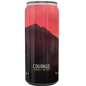 Cerveja Spartacus Courage Double NEIPA Lata - 473ml