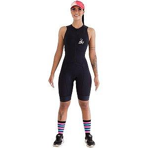 Macaquinho Triathlon RH X8 Preto