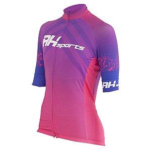 Camisa Ciclismo RH-32 Rosa