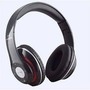 Fone De Ouvido M Headphone P15 Bluetooth 4.0 Fm Micro Sd