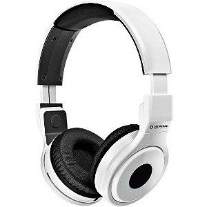 Fone de Ouvido Mondial Headphone Branco HP-02