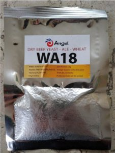 Fermento Seco WA18 Heffewheat - Angel Yeast