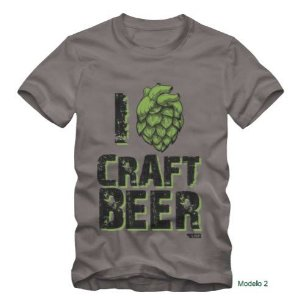 CAMISA CRAFT BEER