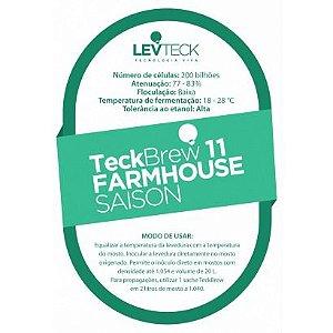 Fermento Levteck - Teckbrew 11 - Farmhouse Saison