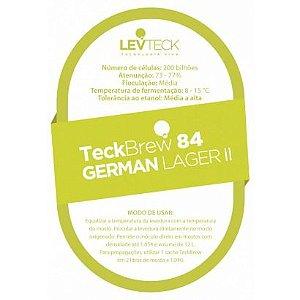 Fermento Levteck - Teckbrew 84 - German Lager