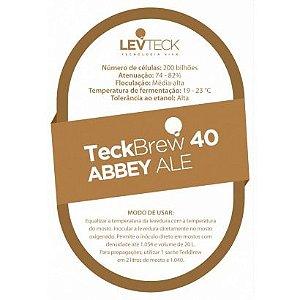 Fermento Levteck - Teckbrew 40 - Abbey Ale