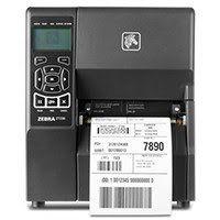 Impressora Térmica Zebra Modelo: ZT 220