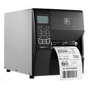 Impressora Térmica de Etiqueta Zebra ZT 230