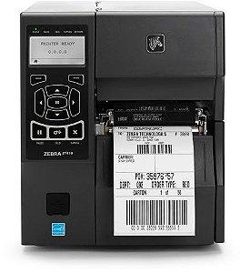 Impressora Térmica de Etiqueta Zebra ZT410 300 DPI