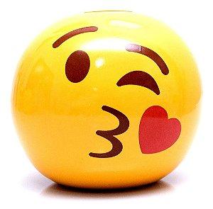 Cofre Emoji - Beijinho