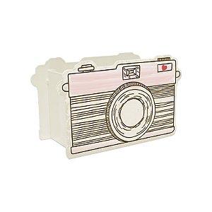 Porta Lápis Câmera